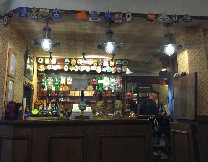 Whitley bar