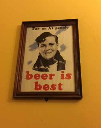 Beer is best
