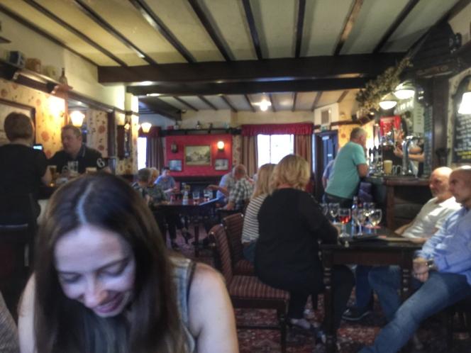 Park Tavern lounge