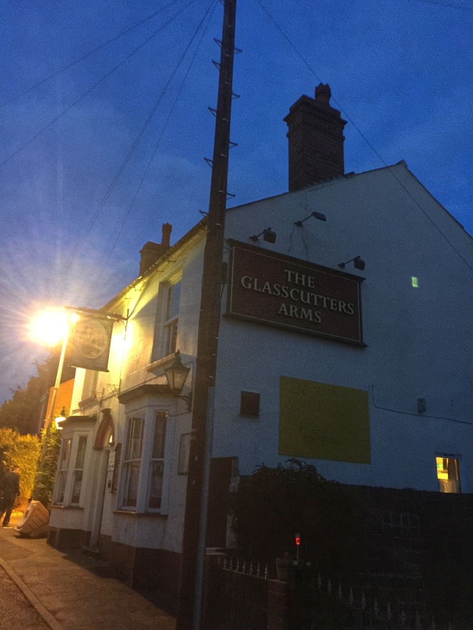 The Glasscutters Arms