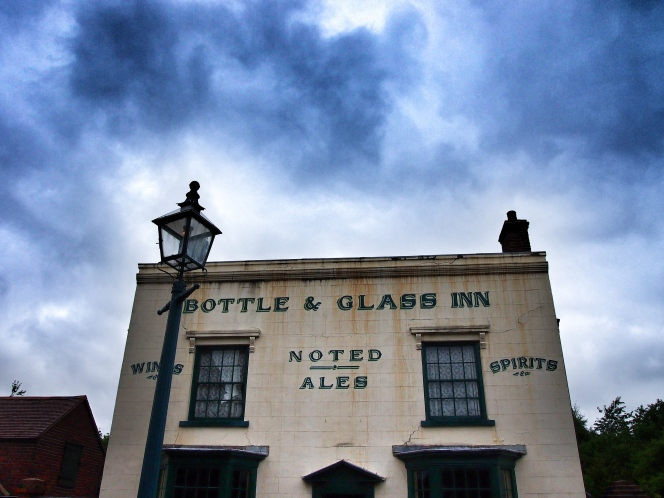 Bottle and Glass Inn