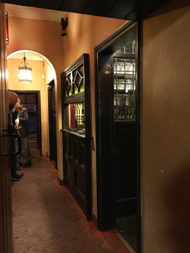 The Beacon doorway