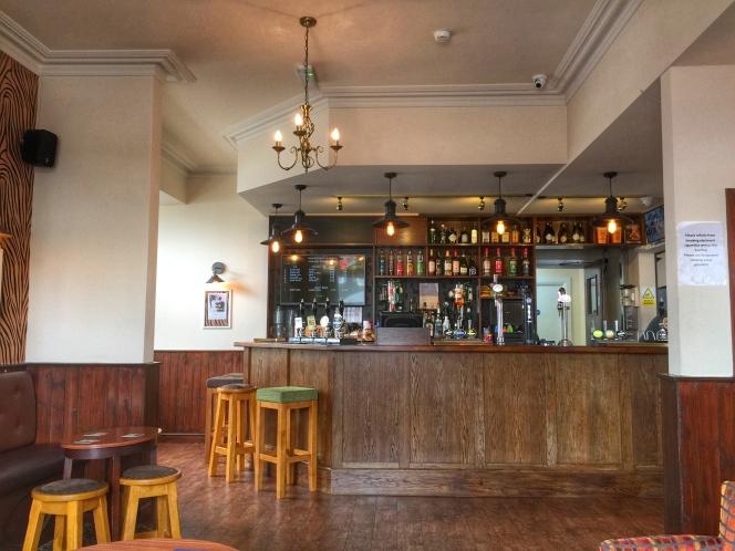 Waggon bar