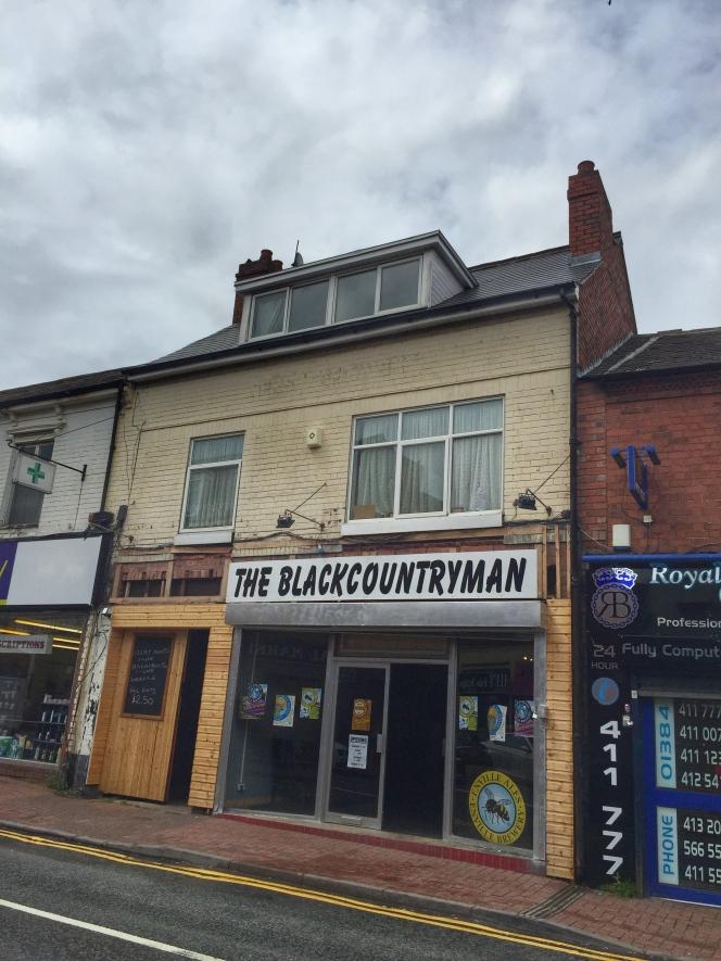 The Blackcountryman