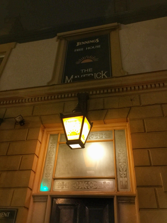 The Maverick light