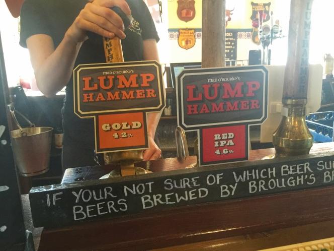 Lumphammer beer