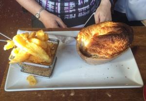 Steak pie Mad O'Rourkes